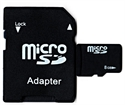 HOTACH Micro SD 8GB + Adapter  5.00
